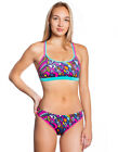 Mad Wave Crossfit Bottom Two-Piece Swimming Diving Dive Swimwear Girls XS-M