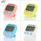 New Large LCD Digital Kitchen Egg Cooking Timer Count Down Clock Alarm Stopwatch
