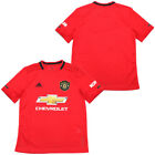 BNWT Adidas 2019/20 MANCHESTER UNITED Home Youth Kids Soccer Jersey Shirt DW4138