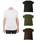 T-Shirts 100% Preshrunk Recycled Cotton Superior Quality Packs Of 1, 2, Or 5 image
