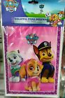 25/50 pcs Paw Patrol Girl Skye Everest Party Favors Treat Loot Candy Bags
