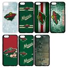 For iPhone X XR XS Max 6 7 8 Plus & Samsung Minnesota Wild Logo Phone Case Cover $12.99 USD on eBay