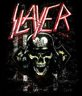 SLAYER FINAL NORTH AMERICAN TOUR 2018 BLACK DOUBLE SIDED T SHIRT NEW image