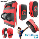 Kyпить Kick Boxing Strike Shield Pad MMA Focus Arm Pads Punch Bag Muay Thai Target  на еВаy.соm
