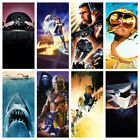 Textless Movie Posters - Classic Vintage Movie Film Art 60s 70s 80s 90s A3 £7.75 GBP on eBay