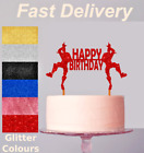*SALE* HAPPY BIRTHDAY CAKE TOPPER DANCE FLOSS DAB GAMING BATTLE & FORT