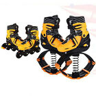 New Roller Skates Fitness Jumping Shoes Bounce Shoes Fitness Equipment 30-70 KG