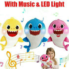 IT Neovo Baby Shark Peluche Pupazzo Singing Dolls Gift for Kids  Giocattolo
