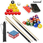Compact Accessories Kit for Pool Snooker Cues Billiard Table Pool Balls Set $32.99 AUD on eBay