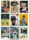 2019 Topps Series 2 ICONIC CARD REPRINTS Insert - You Pick Choose FREE SHIP on Ebay