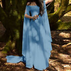 Women Long Medieval Renaissance Dress Gothic Vintage Halloween Cosplay Cost#rft