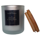 Soy Candle - Frosty Silver Glassware