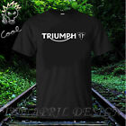Triumph T-Shirt Biker Motorcycle Rider Mens Special Edition, Chose Color $26.27 CAD on eBay