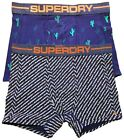 Superdry Boxers All Sizes (2x pack) -ALL SIZES #SUMMER 19
