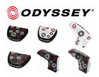 Odyssey Golf Magnetic Mallets Velcro Blades Putter Head Covers Various Style UK