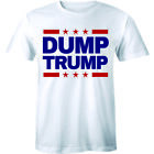 Anti-Trump Donald Trump T-Shirt Custom Politics Joke Funny Dump Trump Impeach