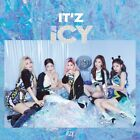 Внешний вид - ITZY - IT'z ICY CD+2Photocards+Pre-Order Benefit+Poster+Free GIft+Tracking no.