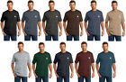 Carhartt Workwear Pocket Short Sleeve T-Shirt K87 Heavyweight Jersey Knit Tee image