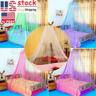 1pc Mosquito Net Canopy Insect Bed Lace Netting Mesh Princess Bedding Cover US image