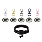 Green Bay Packers Pet Tag Collar Charm Football Dog Cat - Pick Your Color $14.99 USD on eBay