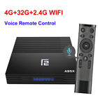Android TV BOX A95X F2 Set Top Box Voice Control 4K 2.4G&5G Dual Band WIFI