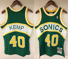 Shawn Kemp Seattle SuperSonics Mitchell & Ness Authentic 1994-1995 Jersey Sonics