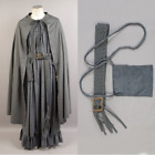 Cosplay The Lord of the Rings The Fellowship of the Ring Gandalf Cloak Costume