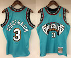 Shareef Abdur Rahim Vancouver Grizzlies Mitchell  Ness 1996 97 Authentic Jersey