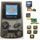 Refurbished Game Boy Color GBC Console With High Light Backlight Back Light LCD