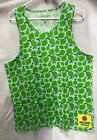 BACARDI Lime Tank Top T-Shirt Limited Edition ~ CHOOSE YOUR SIZE ~ NEW NO TAGS