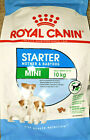 ROYAL CANIN DOG MINI STARTER - 1kg, 3kg or 8kg Mother & Baby Dry Food rc Biscuit