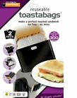 Toastabags, Toastapockets, Reusable, Twin Pack