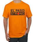 El Paso TX Strong Love Pray Support Texas American Pride T-Shirt