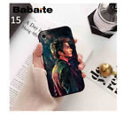 Tardis Box Doctor Who TPU Soft Silicone Black Phone Case for iPhone X XS MAX 6 6