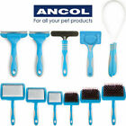 Ancol Ergo Dog Grooming Slicker, Brush, Rake, Hedgehog, Shedmaster, etc