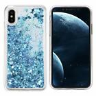 New Iphone X/XS Frosted Gliter Waterfall Case