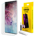For Samsung Galaxy Note 10 Plus/+ UV Full Cover Tempered Glass Screen Protector