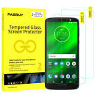 2-PACK Tempered Glass Screen Protector For Motorola Moto G5 G6 Plus X Play X1254