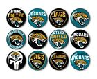 "Jacksonville Jaguars Button Badge Pin Pinback Magnet  Flatback 1.25"" Fan Gift $8.99 USD on eBay"