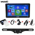"Wireless 7"" Car GPS Navigation Bluetooth AV-IN Reverse Rear View Backup Camera"