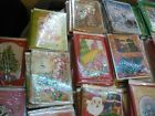 Musical Christmas cards, 5 Or 10 Cards, With Extra 5 / 10 Batteries