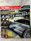 Need For Speed NFS Video Game Strategy Guide Collection NEW! PS2 Nintendo Xbox