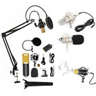 Kyпить Professional Studio Condenser Microphone Kit Recording Broadcasting Shock Mount на еВаy.соm