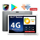 "10.1"" Retina Teclast M30 4G Phablet Android 128GB Tablet PC 2.4GHz+5GHz WiFi GPS"