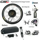 E bike Conversion Kit 48V 1500W Electric Ebike Controller Charger With Battery