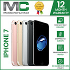 Apple IPhone 7 - 32GB - All Colours - Unlocked - Various Grades