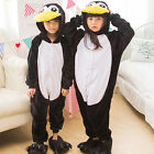 Unisex Kids Boys Girls Pajamas Kigurumi Clothes Sleepwear Cosplay Animal Costume