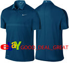 Tiger Woods TW Body Map Golf Polo Shirt 648714-496 Size XL **Rare to Find**