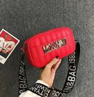 hot MOSCHINO Handbag Designer Diagonal bag Letter Messenger Shoulder Bag Women image