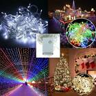 100/200 LED Fairy String Party Fancy Dress Lights Lamp Home Garden Wedding Decor